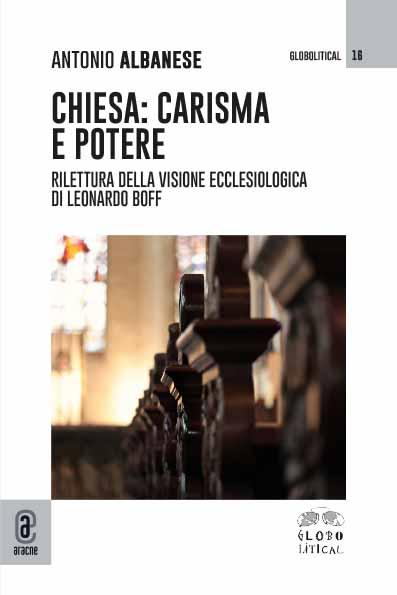 copertina 9791259940049 Chiesa: carisma e potere