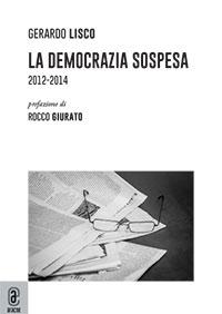 copertina 9791259940698 La Democrazia sospesa