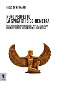 copertina 9791259942524 Nero perfetto. La spiga di Iside-Demetra