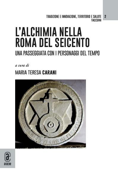 copertina 9791259942760 Alchimia del Seicento a Roma