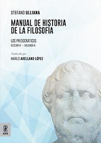 copertina 9791259943378 Manual de historia de la filosofía