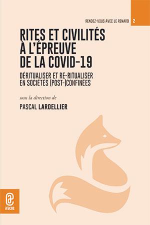copertina 9791259943415 Rites et civilités à l'épreuve de la covid-19
