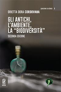"""copertina 9791259943606 Gli Antichi, l'Ambiente, la """"Biodiversità"""