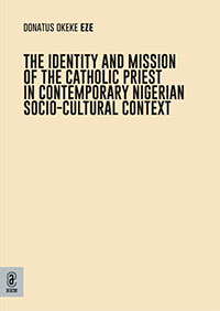 copertina 9791259944207 The identity and mission of the catholic priest in contemporary nigerian socio-cultural context