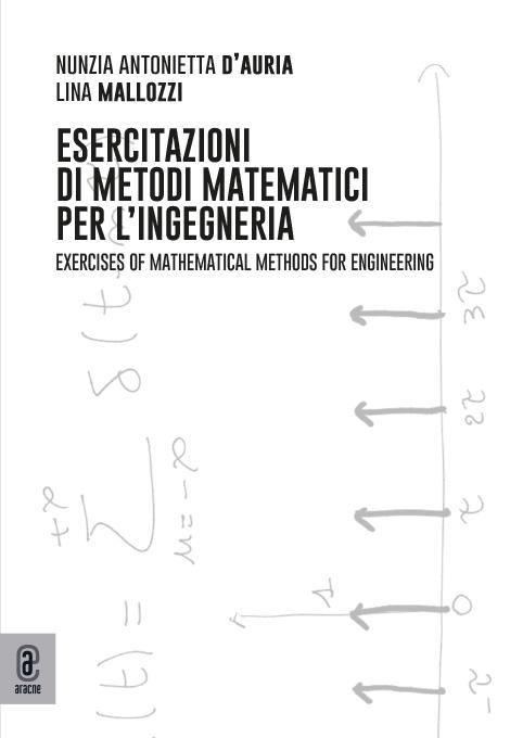 copertina 9791280414304 Esercitazioni di Metodi Matematici per l'Ingegneria