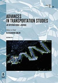 copertina 9791280414342 Advances in transportation studies